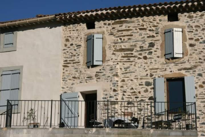Village house in southern France