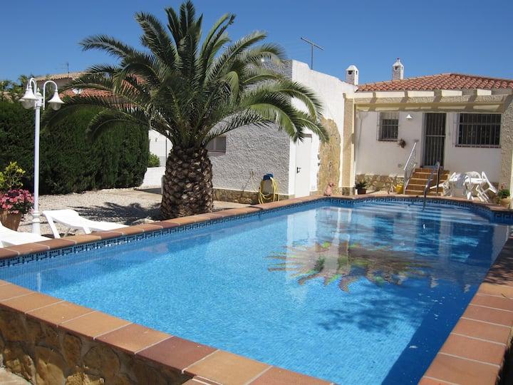 Ferienhaus Fosinos m. Pool  max. 6 Pers in Riomar