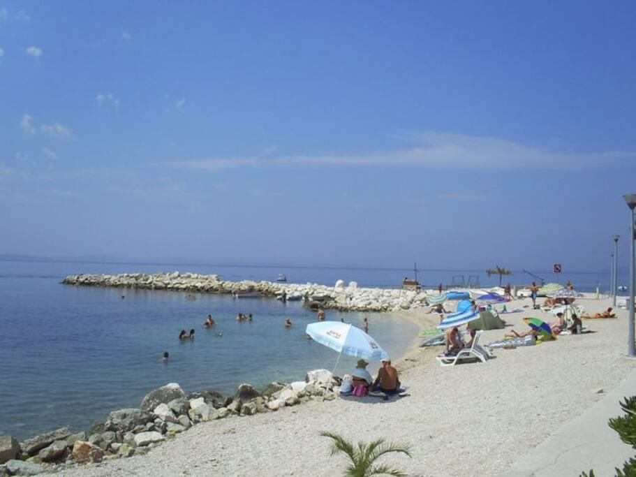 Beach Sv.Martin