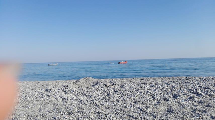 Monolocale a due passi dal mare BOCALE- CALYPSO