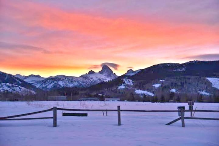 Targhee Cabin w/ Breathtaking Views!