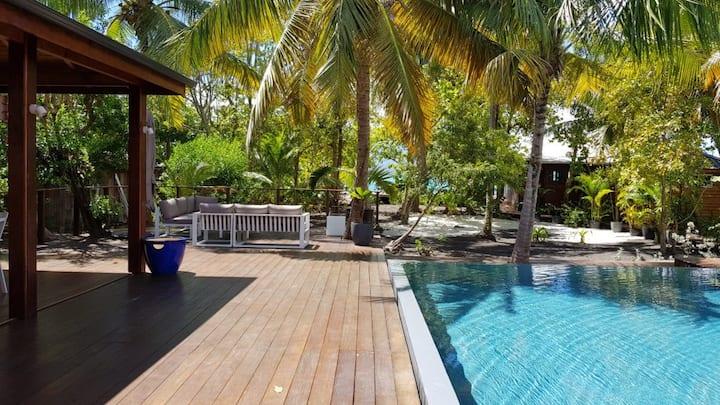 Ilet privé - villa Sea Star 4p