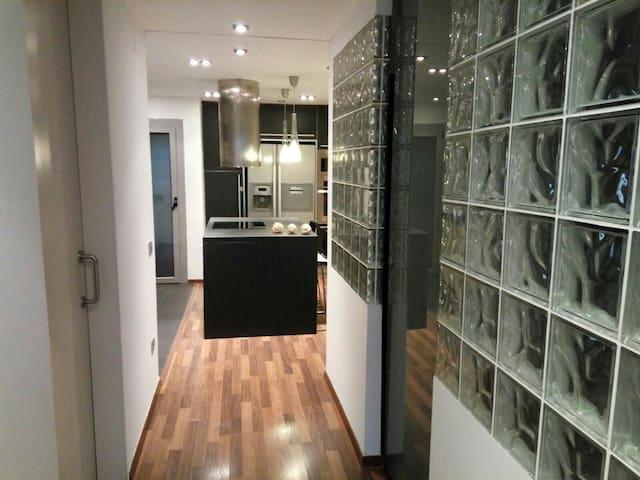 """Fira Barcelona"" charming apartment!"