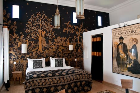 Atlas Pavilion - Golden Gazelle - Marrakesh - Bed & Breakfast