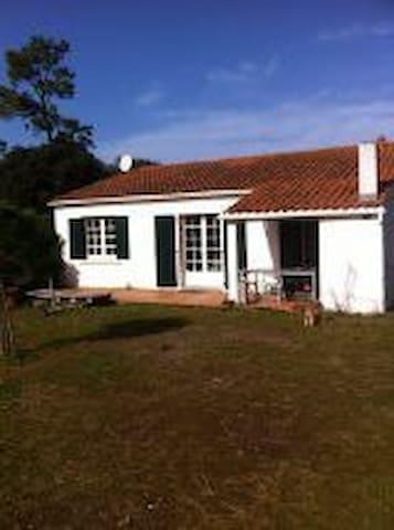 Maison tout confort 300m de la mer - Saint-Pierre-d'Oléron - House