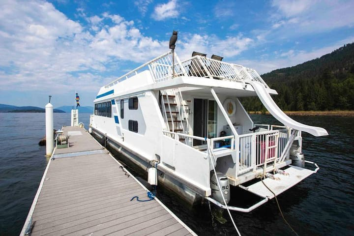 Houseboat Vacation Rental - Hope - Other