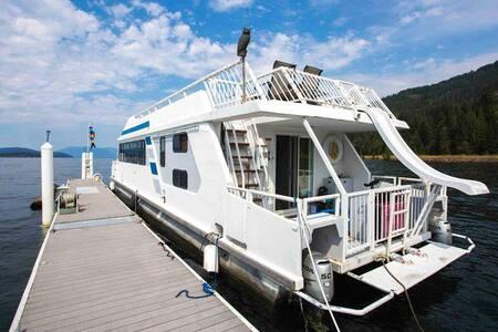 Houseboat Vacation Rental - Hope - Muu