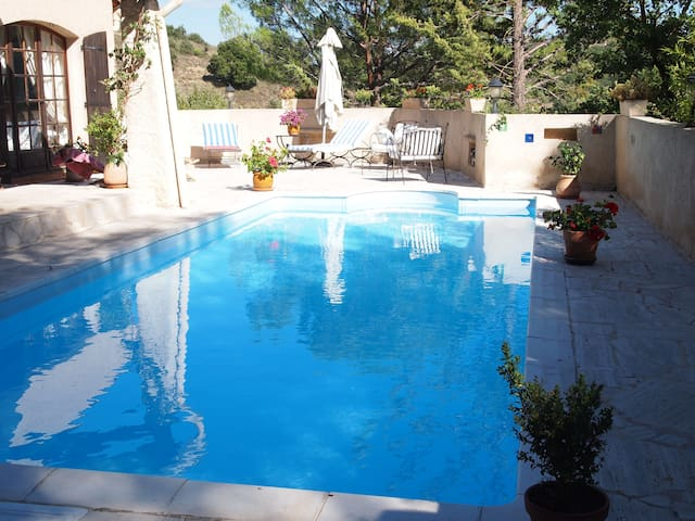 Provence in Paradise / Pool. Breakfast possible - Esparron-de-Verdon - Daire