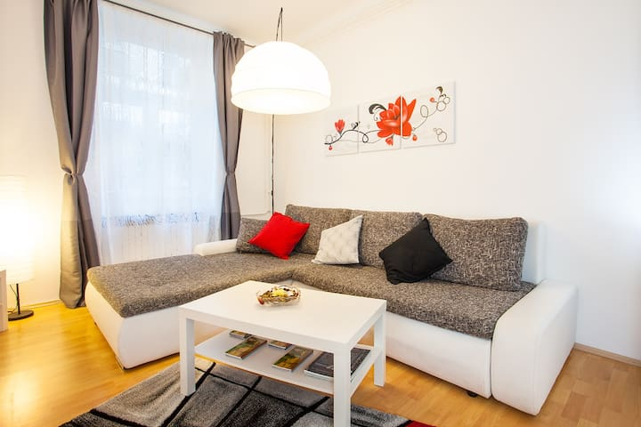Apartment MaTea in Zagreb center
