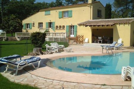 Private Spacious 250m family villa - Mouans-Sartoux