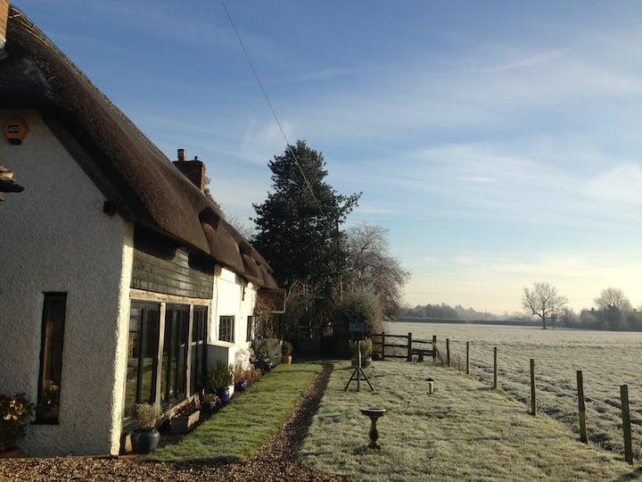 Meadow Thatch B&B - Converted Barn
