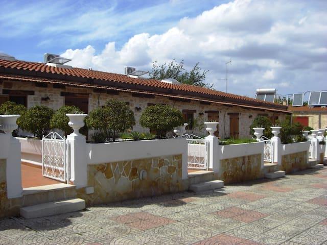 Appartamentino bilocale agriturismo - Casamassima - Appartement