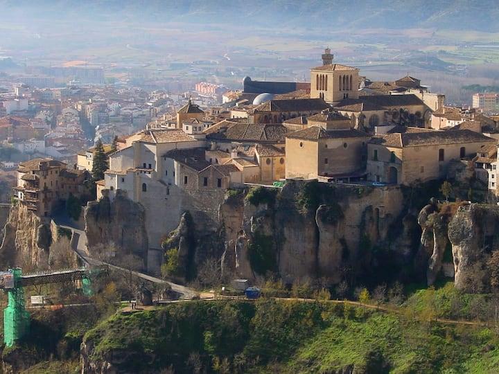 Panorámico1, disfruta de Cuenca tranquilamente