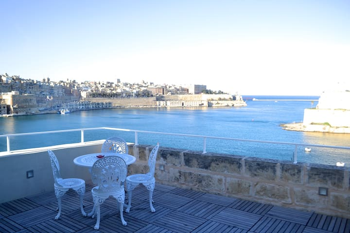 Duplex suite, Valletta views - Senglea - Overig