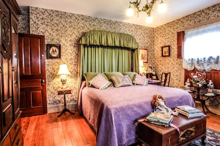 Dutrow - Hollerstown Hill B&B - Frederick - Inap sarapan