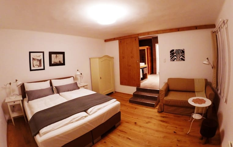Holidays in a Nationalpark  - Illmitz - Apartment