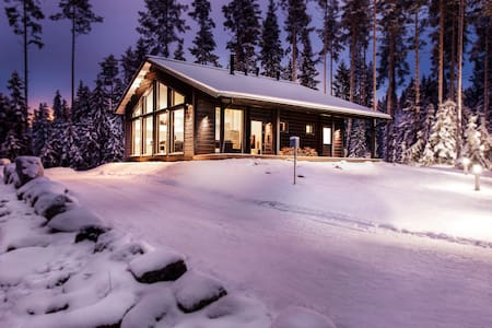 Villa Polaris luxury chalet for 11