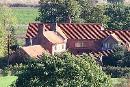 Farmhouse accommodation - South Scarle - Szoba reggelivel