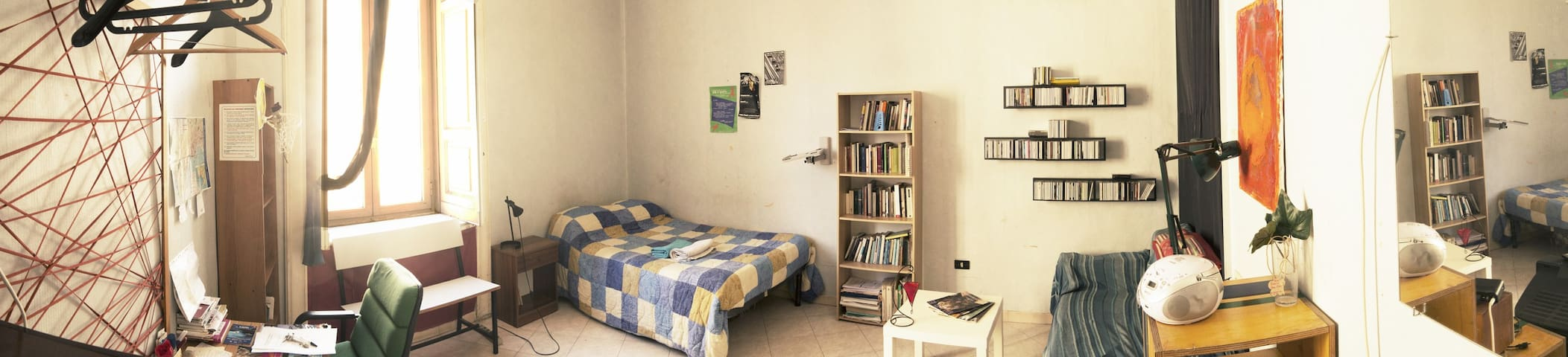 Historical Center (Double Room)  - Naples - Apartemen