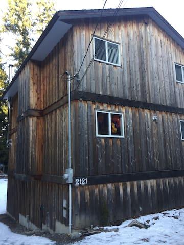 Shawnigan Chalet - Shawnigan Lake - Casa
