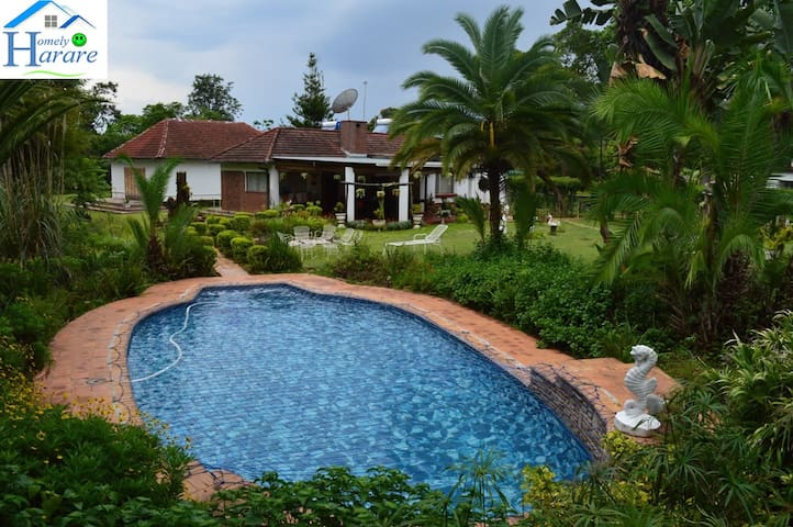 CPM Short Stay Home - Marlborough - Harare - Hus