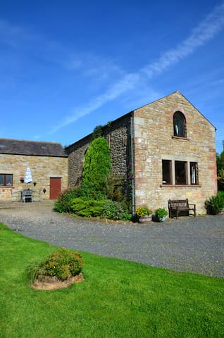 Holiday cottage on Hadrian's Wall
