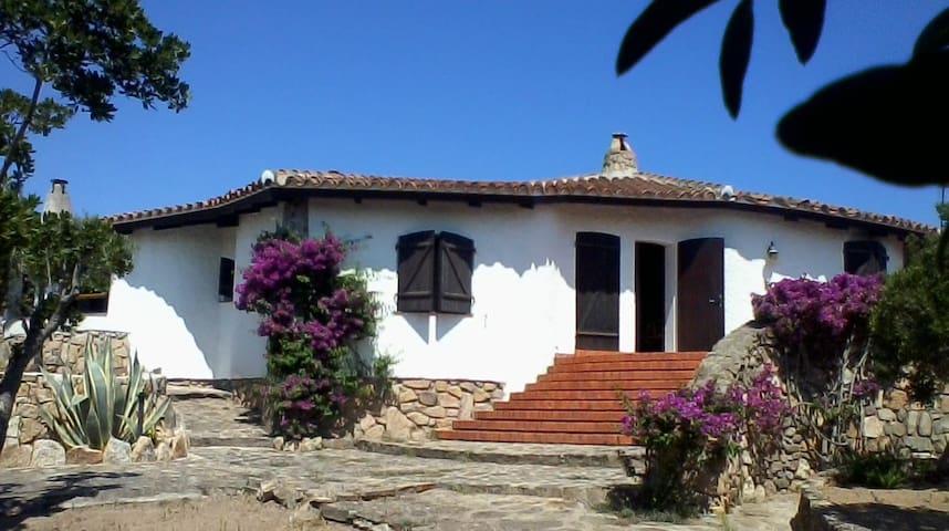 Villa in stile mediterraneo - Lu Impostu - Willa