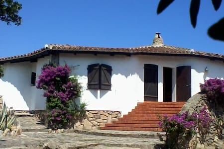 Villa in stile mediterraneo - Lu Impostu - Huvila