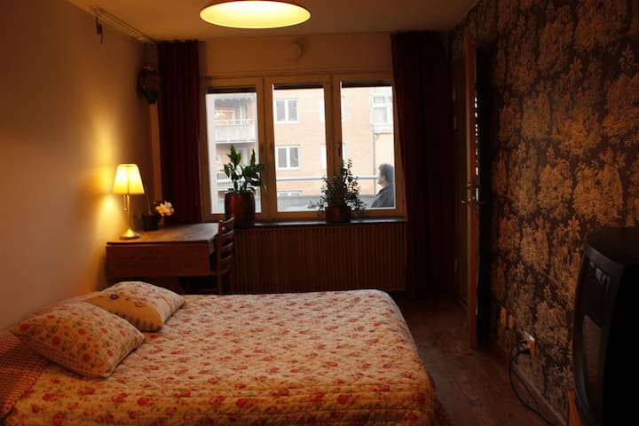A nice B&B room, central Stockholm