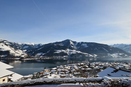 Lakeview holiday home in Zell - Zell am See