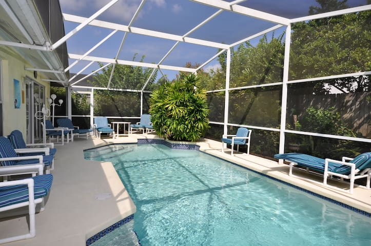Villa near Disney with heated pool - Kissimmee - House