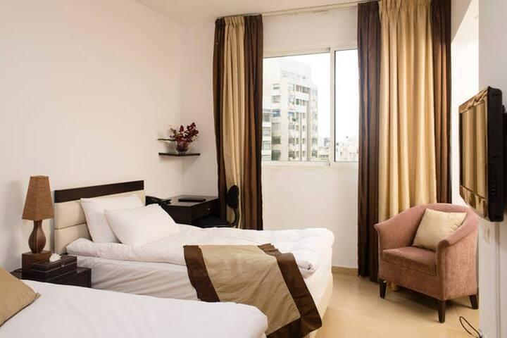 Bliss 3000 - Standard Suite 2 - Beirut - Departamento