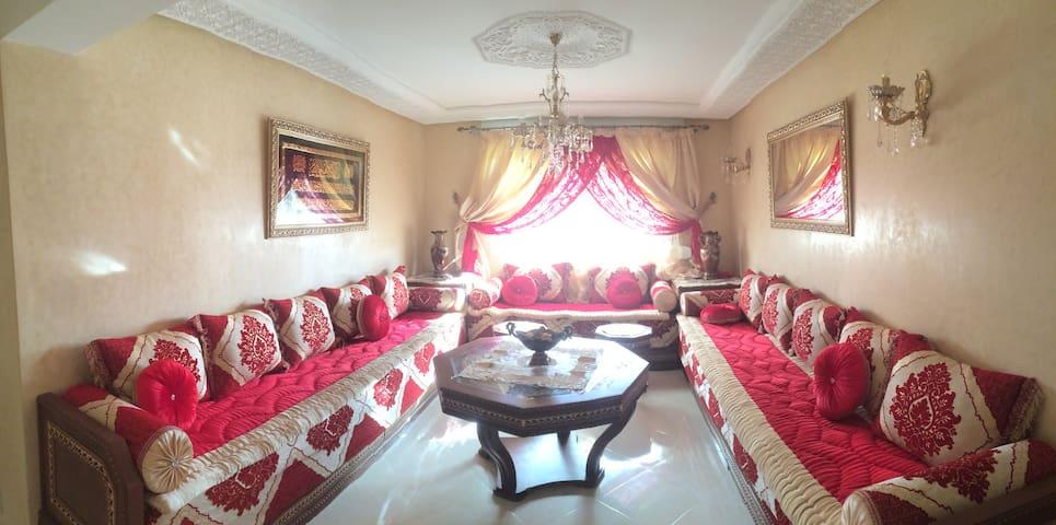 Charmant appartement Achakar, Tanger