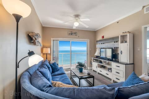 Beachfront Views From Every Room! 2 Bed, 2 Bath!
