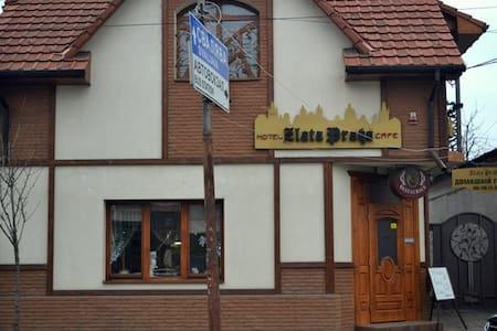 Домашній готель Zlata Praha радо чекає на Вас - Other