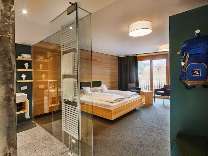 ElzLand Hotel 9 Linden, (Elzach), Doppelzimmer Deluxe, 31 qm, max. 2 Personen
