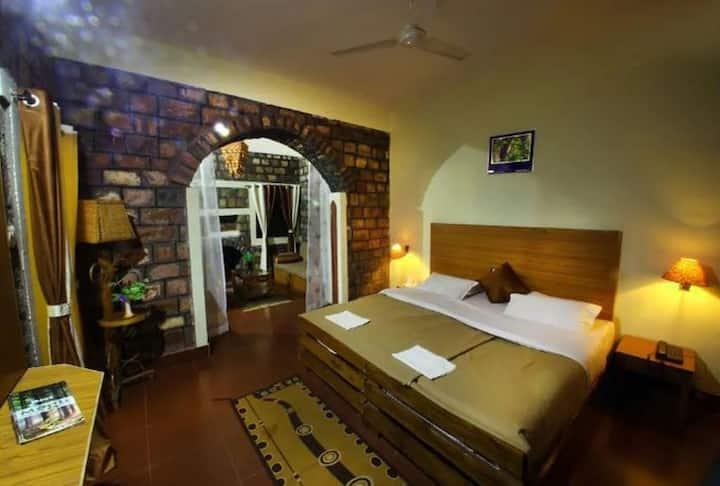 Superior Cottages in Resort near Bandhavgarh National Park Tala Madhya Pradesh