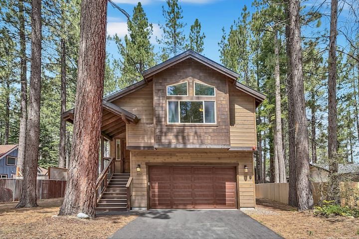 3 bedrooms, 2.5 bathrooms, 2-car garage, and space to spare in this new, comfortable home