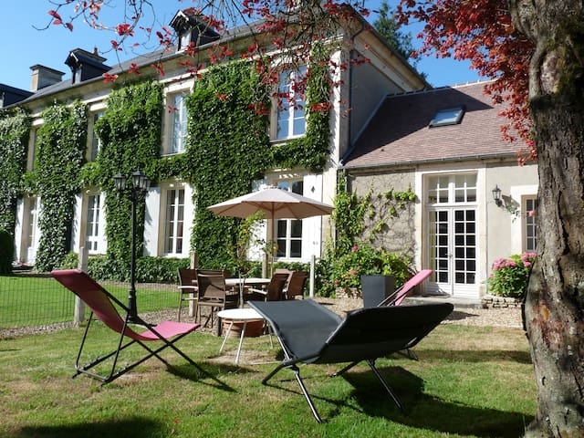 Domaine de Valmeray - Airan - House