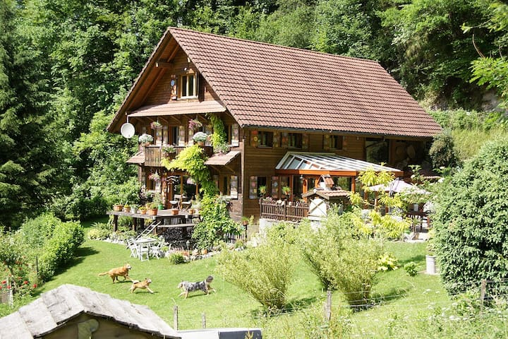 100% nature – yet close to lucerne!