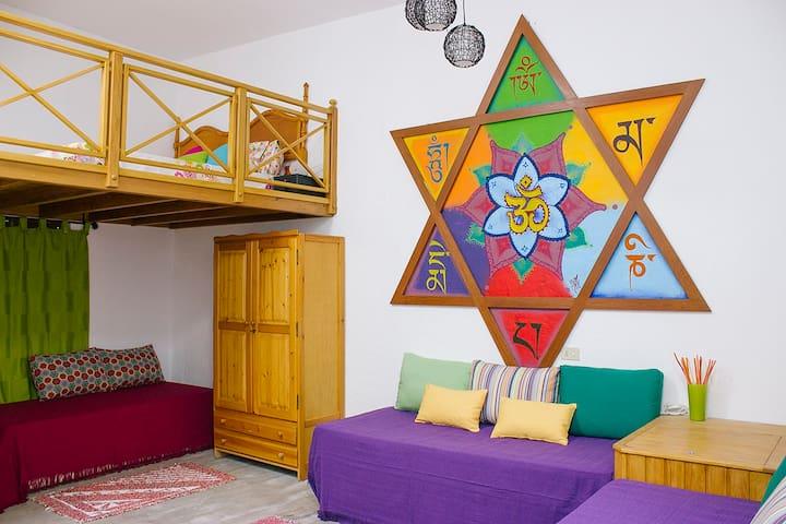 Original Apartamento en Haría - Haría - Appartement