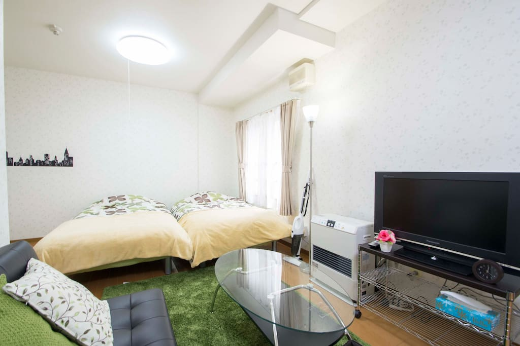 Living&Dining&Bed area