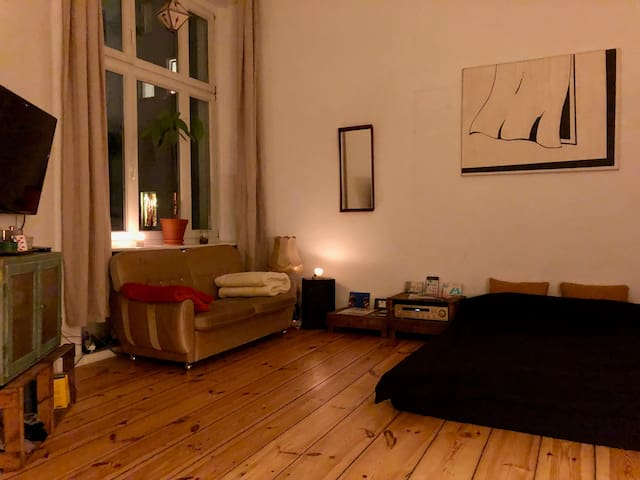 Cozy Room close to the Tempelhofer-Feld
