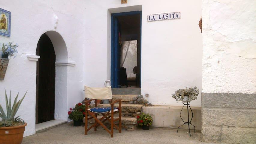 Cortijo en la Alpujarra Granadina - Albuñol - Dům