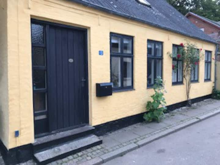 Single room in quiet town house