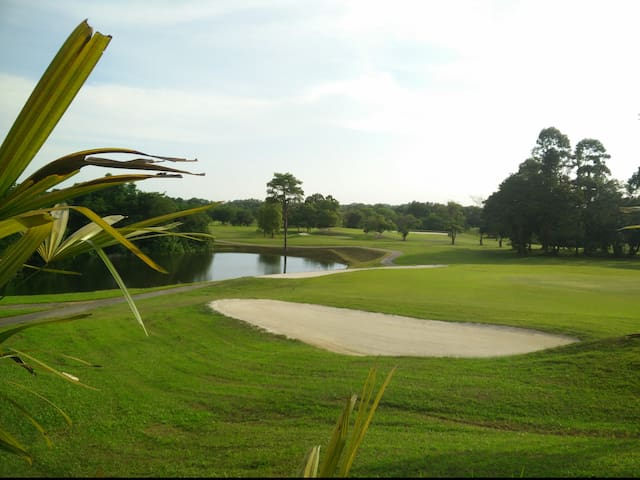 Taiping Golf And Country Club Resort, studio unit