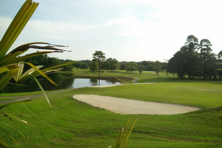 Taiping Golf And Country Club Resort, studio unit - Kamunting - Andere