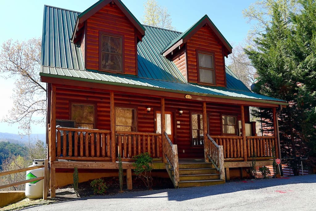 Welcome to the Bearadise cabin!