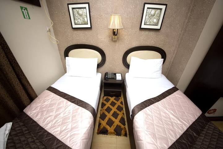 Grand Sina Hotel | Single Room