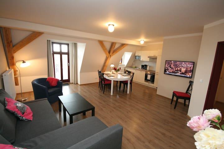 Apartment A-L44 - Görlitz - Huis